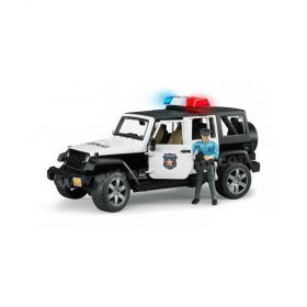 1/16 Jeep Wrangler Unlimited Rubicon Police