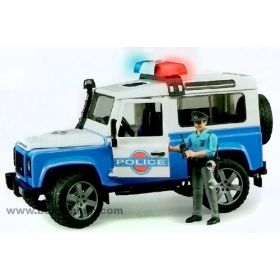 1/16 Land Rover Defender Police
