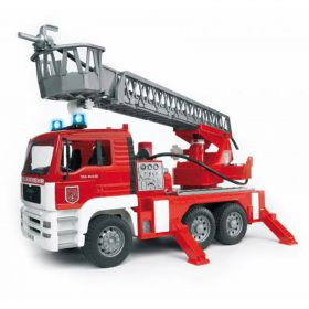 1/16 MAN TGA Fire Truck w/Ladder