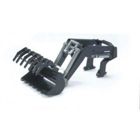 1/16 Accessory Set, Front Loader for 3000 Series Bruder Tractors