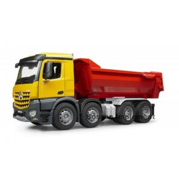 1/16 Mercedes Benz Actros Halfpipe Dump Truck
