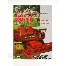 Book Britains Balers & Combines 1967-2007 by David Pullens