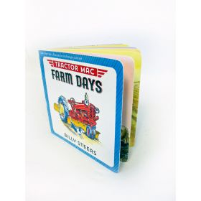 Book Tractor Mac Farm Days Board Book