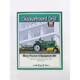 Book Checkerboard Grille Oliver Tractor & Equipment Ads Part 2