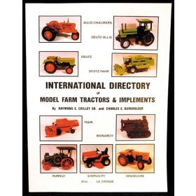 Book International  Directory of Allis Chalmers Toy Tractors