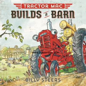 Book Tractor Mac Builds a Barn
