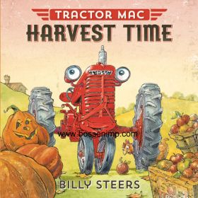 Book Tractor Mac Harvest Time