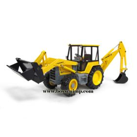 1/35 Fermec Backhoe/Loader 860