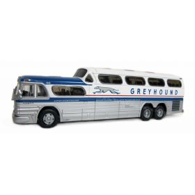 1/50 Greyhound Scenicruiser by Corgi