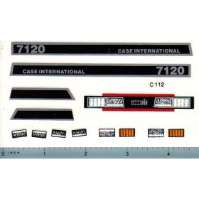 Decal 1/16 Case IH 7120 Set (early version)