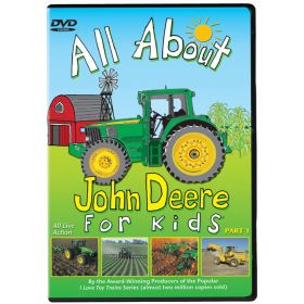 DVD John Deere All About John Deere for Kids Part 1