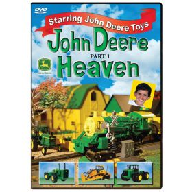 DVD John Deere John Deere Heaven Part 1