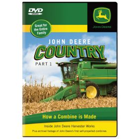 DVD John Deere John Deere Country Part 1