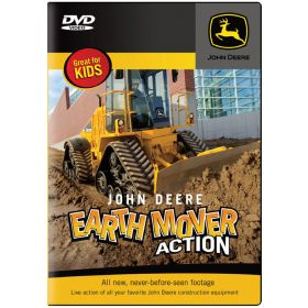 DVD John Deere Earth Mover Action