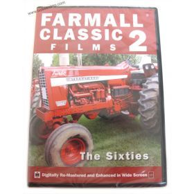 DVD Farmall Classic Films - The Sixties
