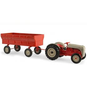 1/16 Ford 8N w/Flarebox Wagon