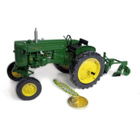 1/16 John Deere 40T with mounted plow Precision # 4 in Collector Series