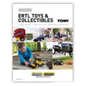New Holland 2018 Ertl Large Catalog