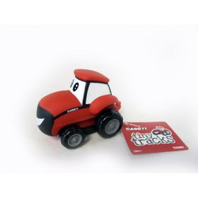4 inch Case IH Tiny Red Tractor