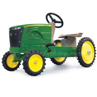 John Deere 8400R MFD Pedal Tractor