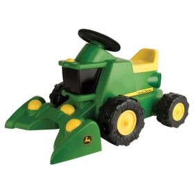 John Deere Foot-to-Floor Combine