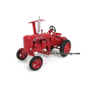 1/16 Farmall Super A with Sickle Mower Plastic