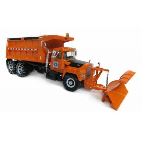 1/34 Mack Dump Truck with plow MN DOT