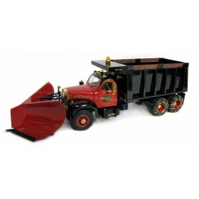 1/34 Mack Dump truck with plow 10th Anniversary