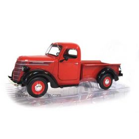 1/25 International D2 Pickup red