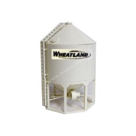 1/64 Model 1610 Grain Bin Wheatland Assembled