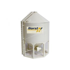 1/64 Model 1610 Grain Bin Norstar Assembled