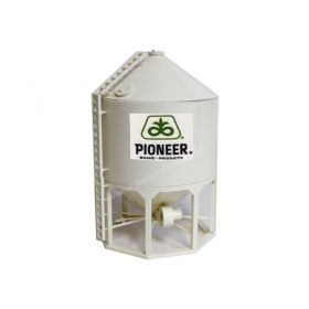 1/64 Model 1610 Grain Bin Pioneer Assembled