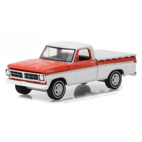 1/64 Ford Pickup F-100 1971 with bed cover