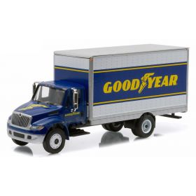1/64 International Durastar 4400 2013 Goodyear delivery truck