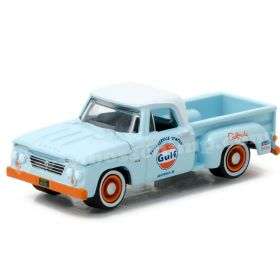 1/64 Dodge Pickup D-100 1963 Gulf Oil Series 1