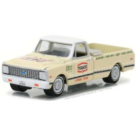 1/64 Chevrolet Pickup C-10 1972 Texaco Oil 2