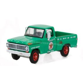 1/64 Ford F-100 1970 Pickup Texaco Logo Series 4