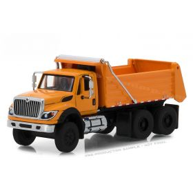 1/64 International WorkStar 2013 Dump Truck orange