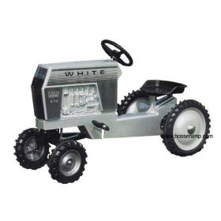 White 2-70 Pedal Tractor '00 Farm Progress Show