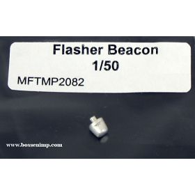 1/50 Flasher Beacon 8 inch