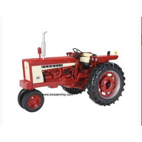 1/16 Farmall 504 NF with 4 Row Cultivator