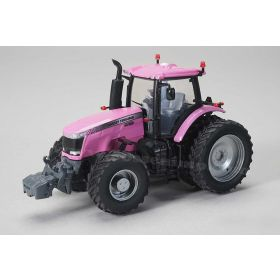 1/64 Massey Ferguson 8730 MFD with rear duals pink