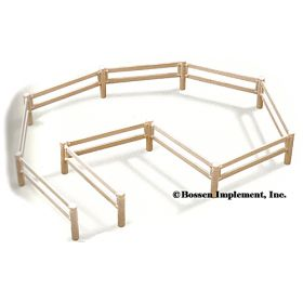 1/16 Pasture Fence 10 pieces