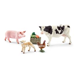 1/16 My First Farm Animals Set