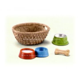 1/16 Dog & Cat Feed Set