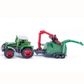 1/64 Fendt 926 Vario MFD with wood chipper