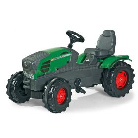 Fendt 211 Plastic Pedal Tractor