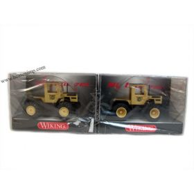 1/87 Mercedes Benz Trac 700 Set of 2 '13 Traktorado Show