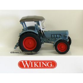 1/87 Eicher Tractor w/canopy