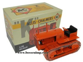 1/16 Allis Chalmers Crawler K '01 National Toy Truck Show
